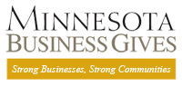 Business Gives Logo