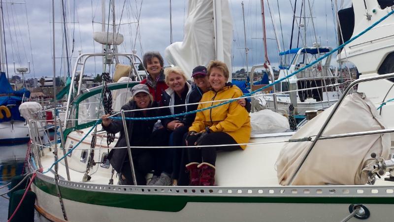 Sail Training, Diane Berol