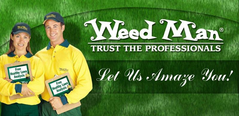 Weed Man with Faces Logo