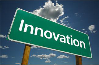 Innovation Highway Sign photo