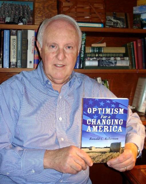 Ron Robertson Author