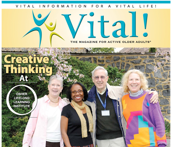 July issue of Vital magazine