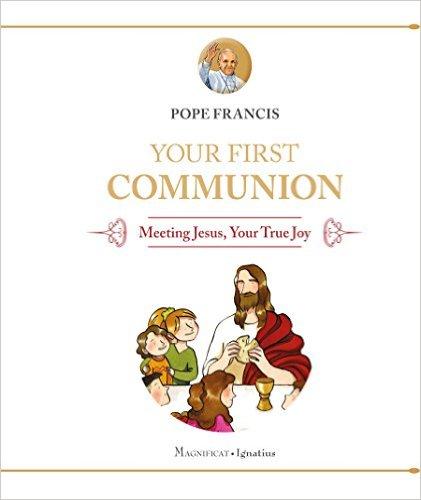 First Communion book