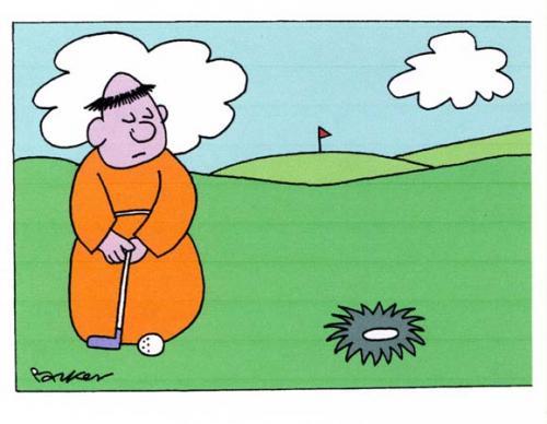 Monk Putt