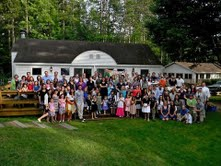 Ramah Wisconsin Family Camp 2011