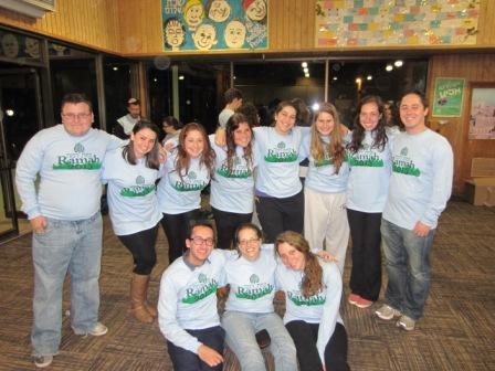 National Ramah Tikvah Network Staff Members