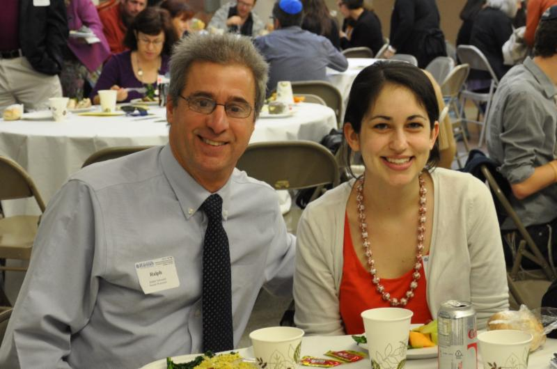 Ralph Schwartz and Nava Kantor
