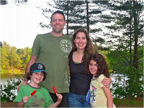 Camp Ramah in New England Family Camp
