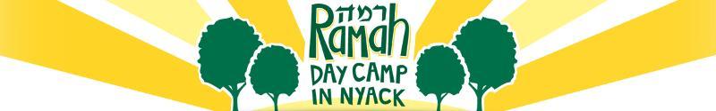 Ramah Nyack masthead