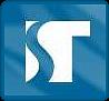ST Logo marbled