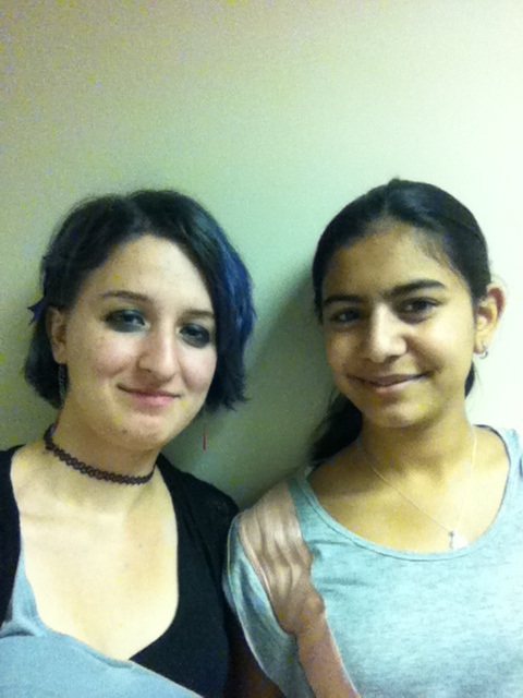 Interns Summer 2011