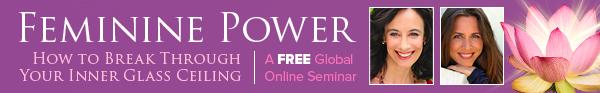 Feminine Power Ad