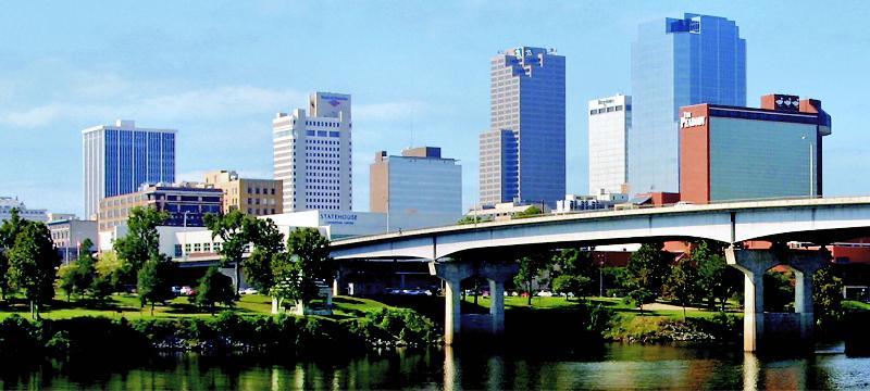 Little Rock Downtown