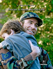 Veterans and Human Services Levy Report