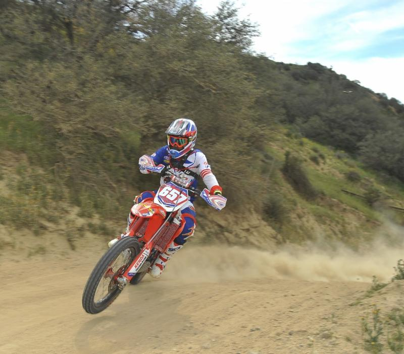 Beta AMA West Coast National HS and General GNCC report