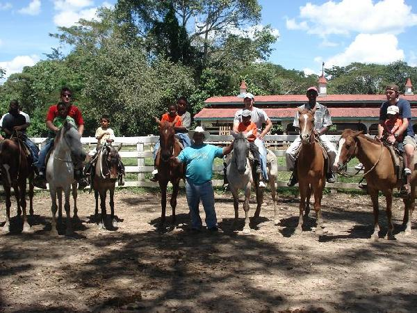 Stella Maris horse ride