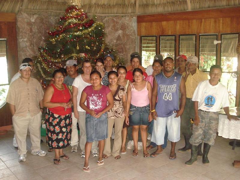 Staff Christmas 2008