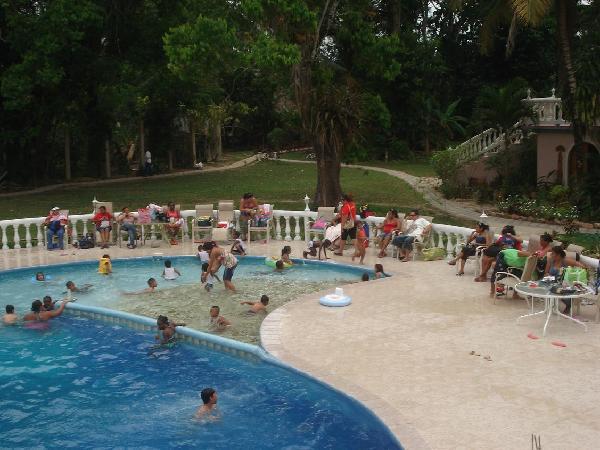 Pool Fun - Little Angels