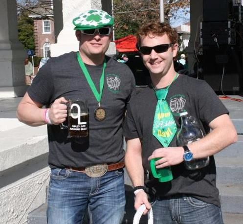 St. Patrick_s Day Celebration _ Homebrew Contest