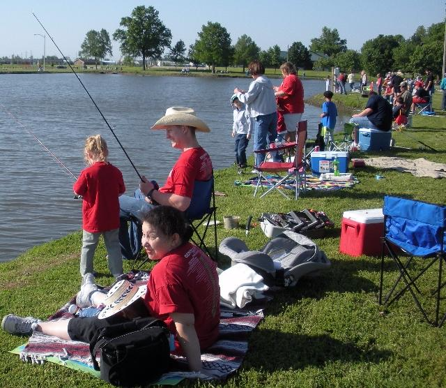 Sikeston Youth Fishing Derby
