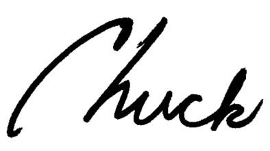 Chuck Signature