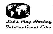 Lets Play Hockey Small Logo