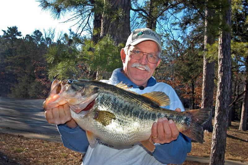 Fish oklahoma for Lake hefner fishing
