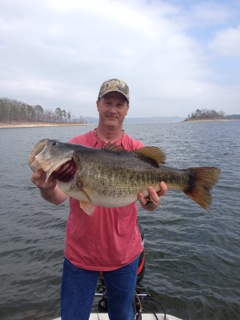 Lake eufaula fishing report lake eufaula ok for Fishing forecast oklahoma