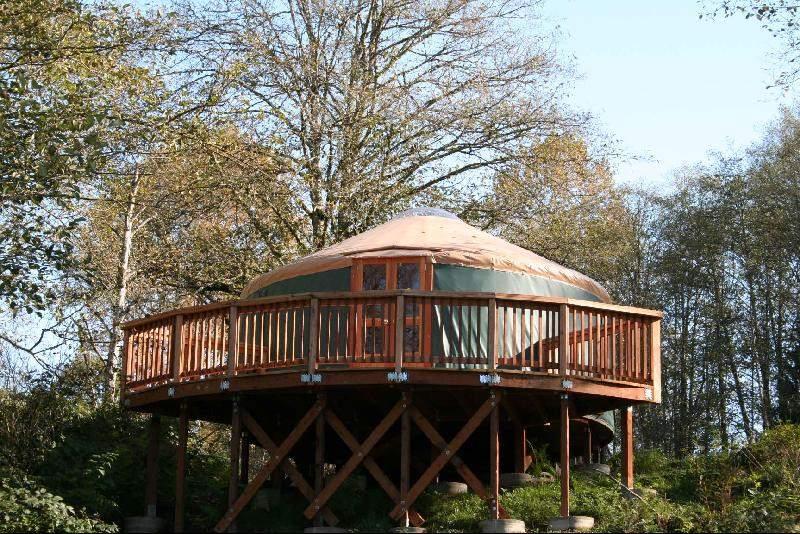 River Meadows Yurt