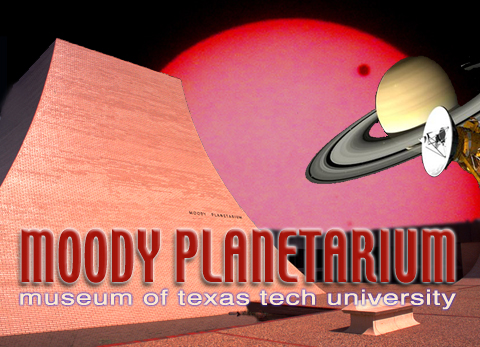 Moody Planetarium of the Museum of Texas Tech University