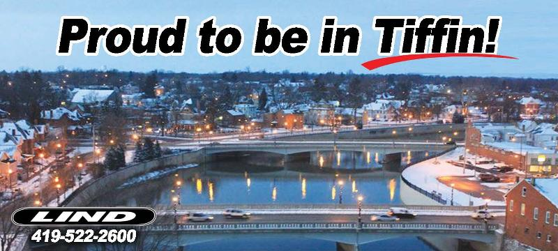 Proud to be in Tiffin