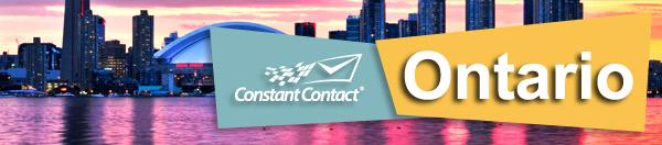 Ontario Header - Constant Contact