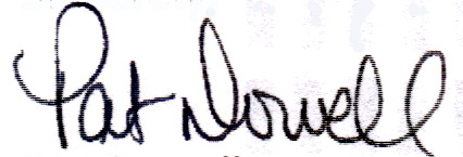 Alderman's Signature