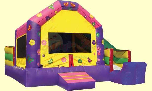 Doll House Mini Slide