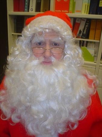 Santa After