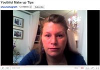 Video - Youthful Make-Up Tips