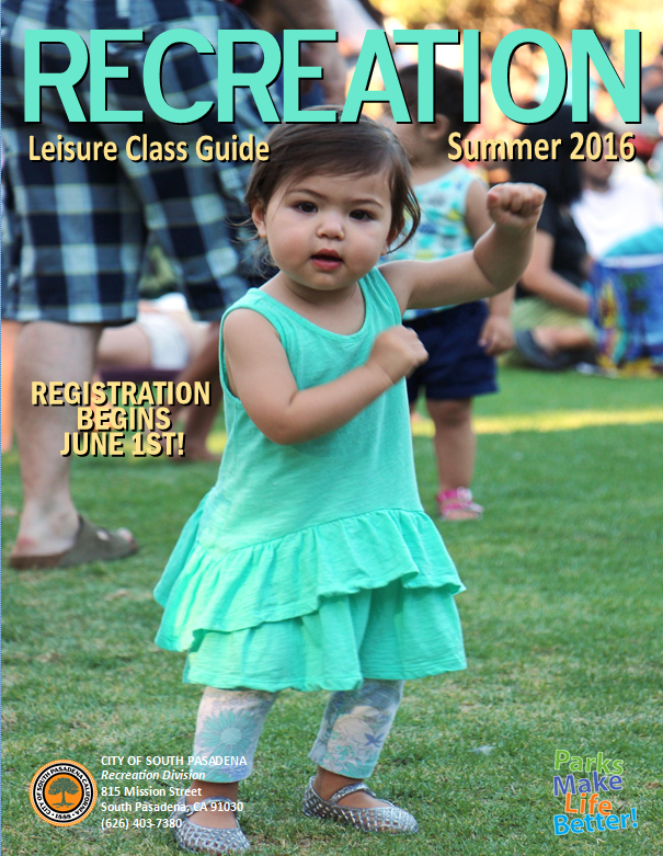 Recreation and Leisure Class Guide