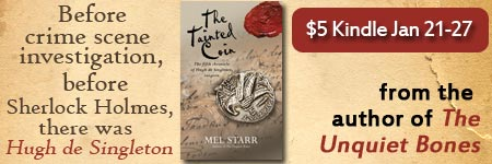 The Tainted Coin Kindle ad450