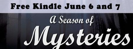 season of mysteries kindle ad