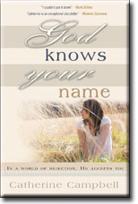 God Knows Your Name Cover