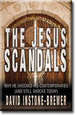 Jesus Scandals Cover