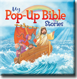 My Pop Up Bible Stories cover