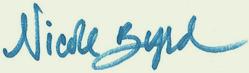 Nicole Byrd signature
