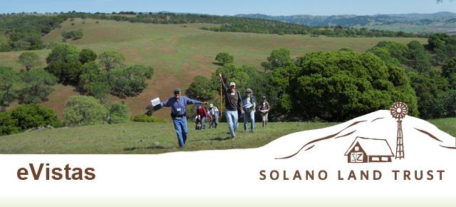 Solano Land Trust eVistas