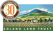 30th Anniversary Solano Land Trust