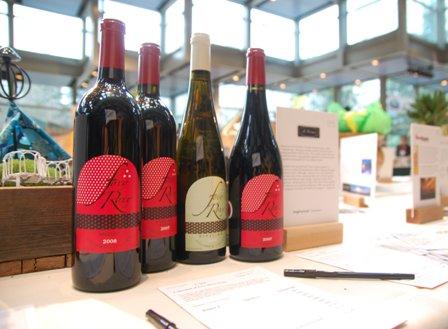 auction wine