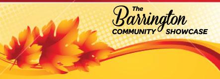 Barrington Community Showcase Logo