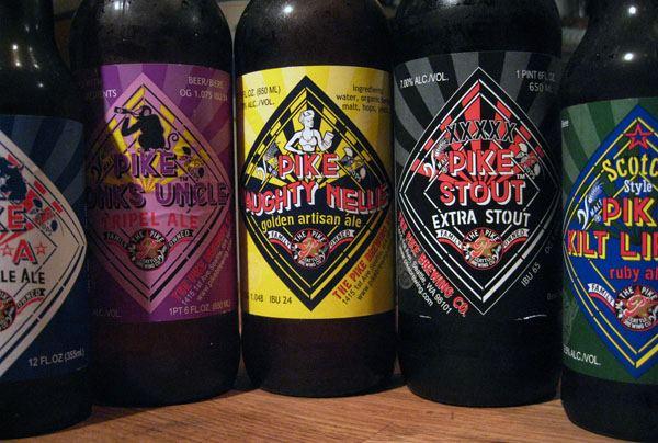 Pike Beer