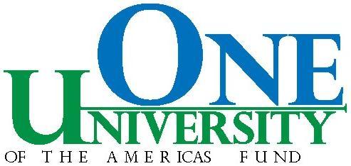 One University of Americas Fund logo