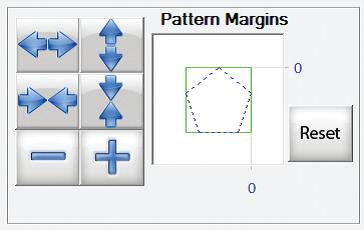 Quiltmagine pattern margin